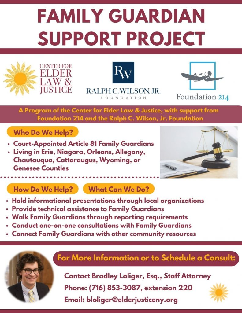 Copy of Ralph Wilson Family Guardian Support Program